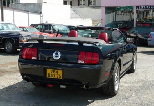 FORD MUSTANG GT PREMIUM Cabriolet, BVA