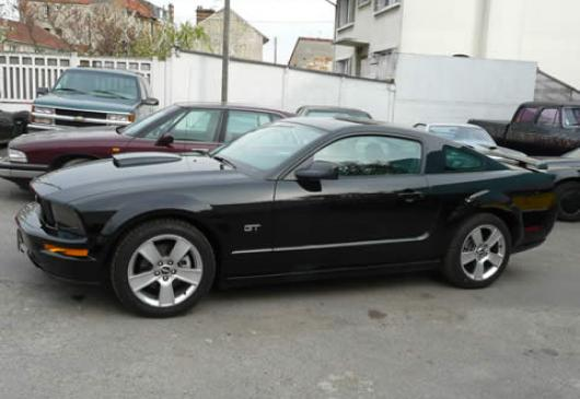 FORD mustang gt boite mecanique