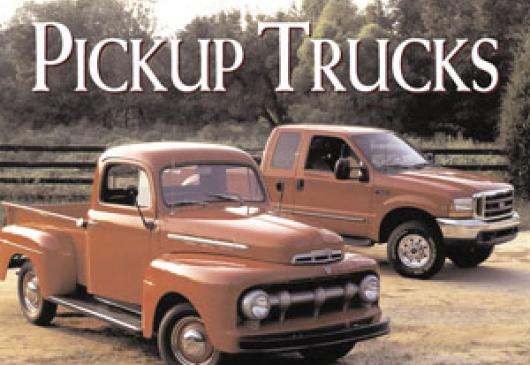 COLLECTOR PICKUP TRUCKS