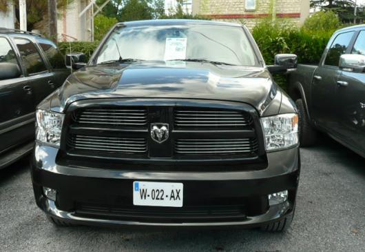 DODGE RAM 1500 SPORT QUAD CAB 2011