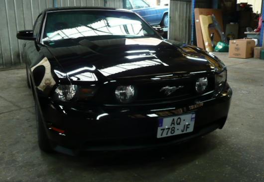 FORD MUSTANG GT PREMIUM 2010 pack401, alarme, shaker1000, pack sécurité