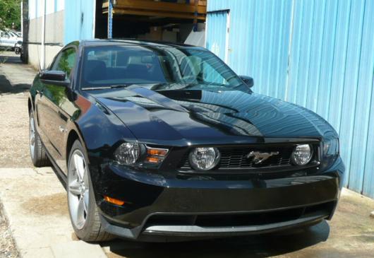 FORD MUSTANG GT PREMIUM 2011 V8 5.0L 412ch BVA
