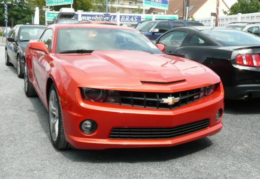 CHEVROLET CAMARO 2SS pack RS