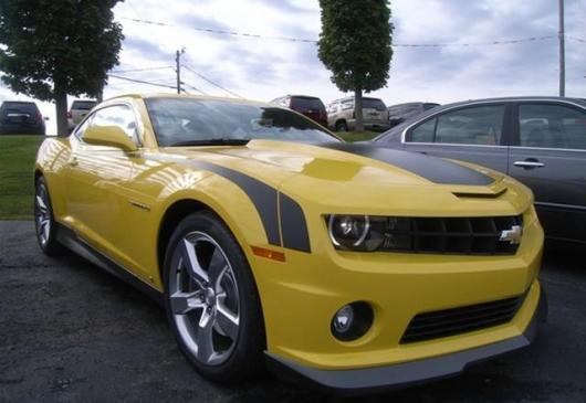 CHEVROLET CAMARO 2SS Pack RS Ground effect package