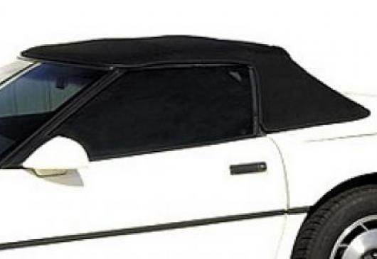 Capote Corvette 68-75 noir