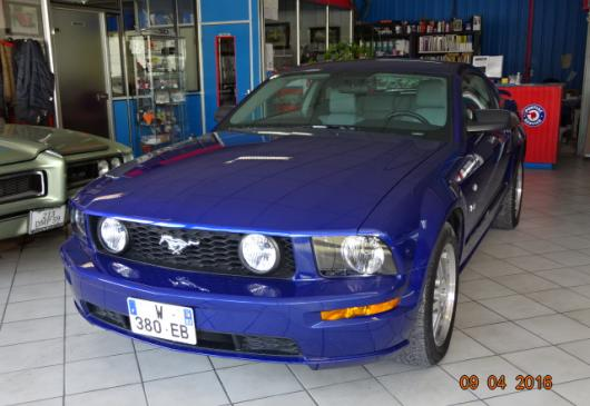 FORD MUSTANG GT PREMIUM 2005 1ere main