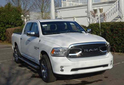 DODGE RAM1500 LIMITED 2018 tarif TTC