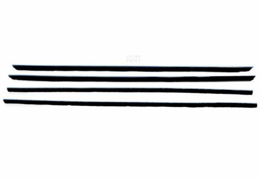 Kit Joints Lèche Vitres Mustang 67-68