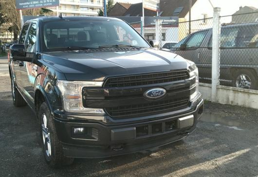FORD - F150 - LARIAT SUPERCREW FLEXFUEL E85