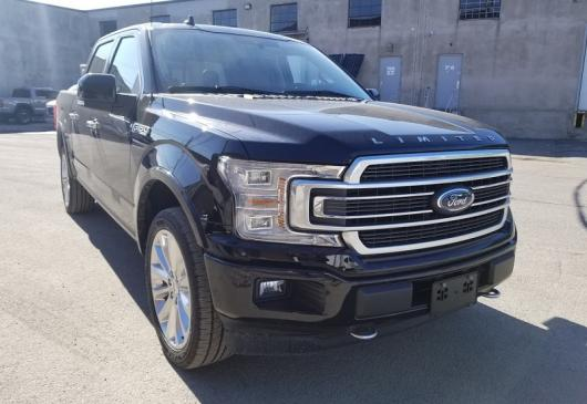 FORD - F150 - LIMITED SUPERCREW 450CH