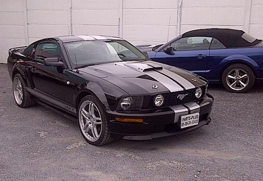 Mustang GT California Special 2007