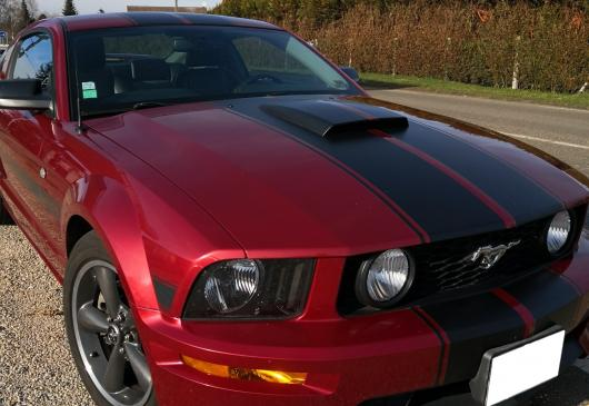 Ford Mustang GT V8 4.6L