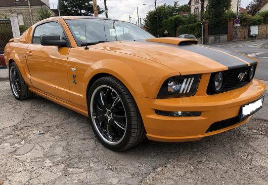 Ford Mustang GT 4.6L V8