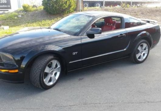 FORD MUSTANG GT PREMIUM 38MKms!!!