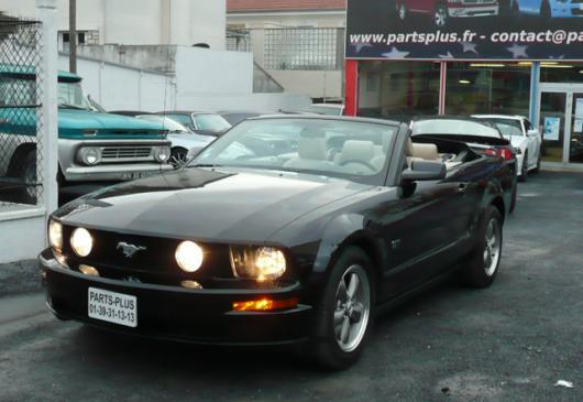 MUSTANG GT PREMIUM 2006 Cabriolet