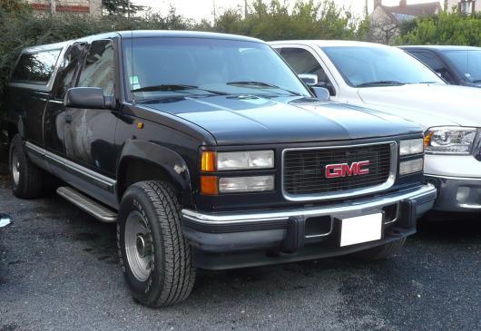 GMC SIERRA 1995 V8 Diesel