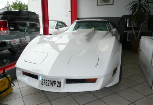 CORVETTE 1974 V8 454 préparée