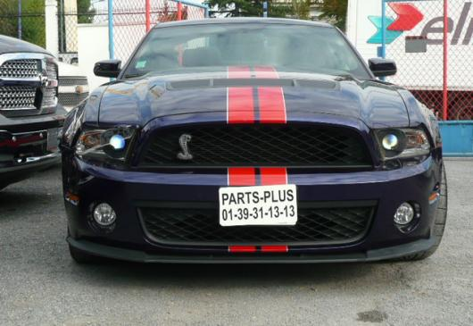 SHELBY GT500 2012 pack SVT+toit panoramique