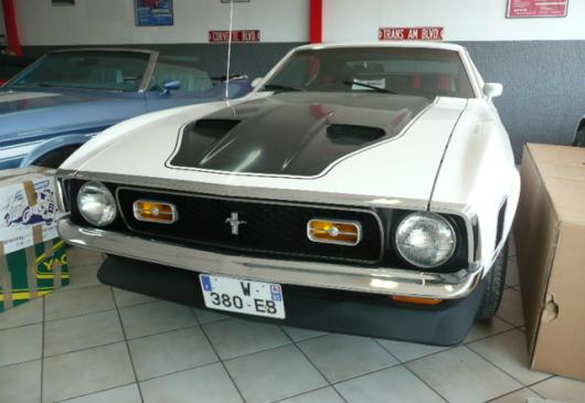 FORD MUSTANG 1972 MACH1