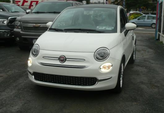 FIAT 500 LOUNG TWIN AIR