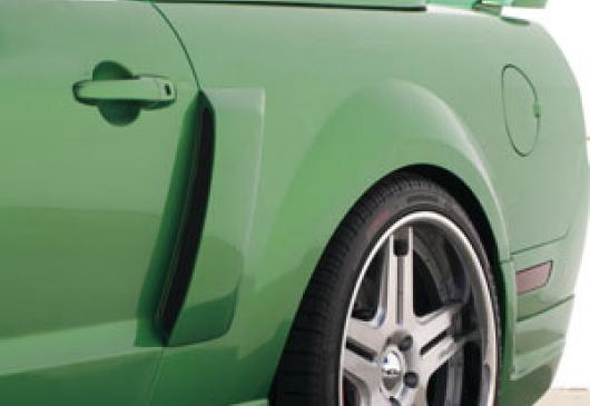 OUIES D'AILES AR FORD MUSTANG DE 2005 2009